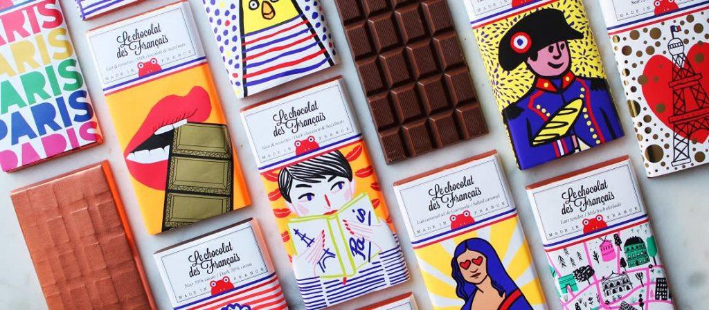 Les Chocolats des Français