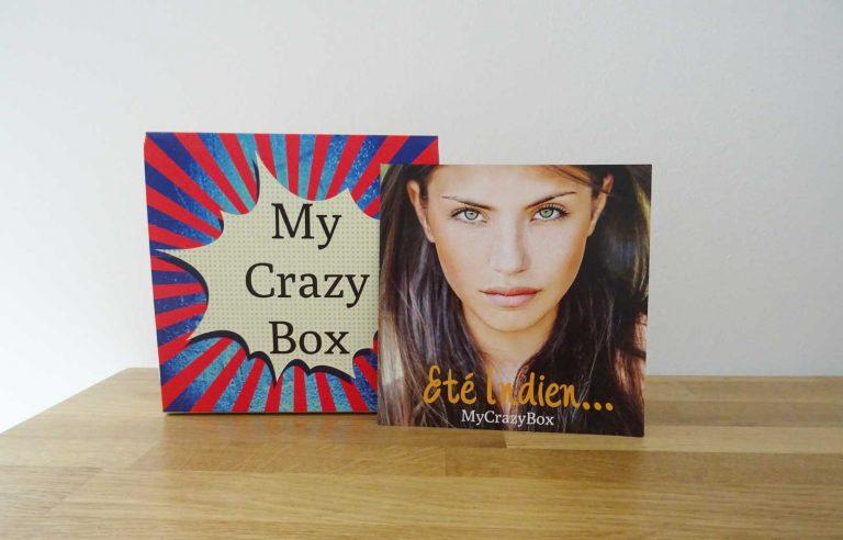 My crazy box été indien