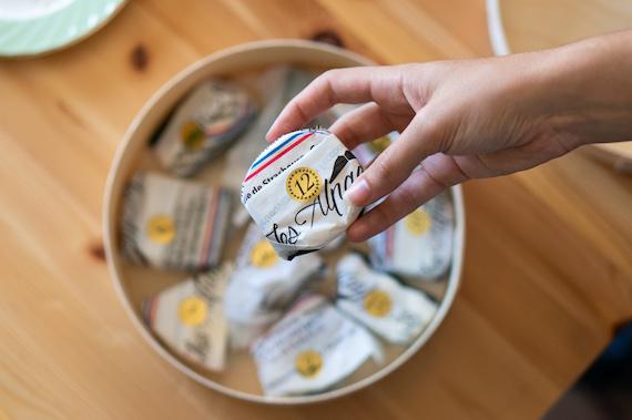 Le fromage, une belle idée de calendriers de l'Avent Homme