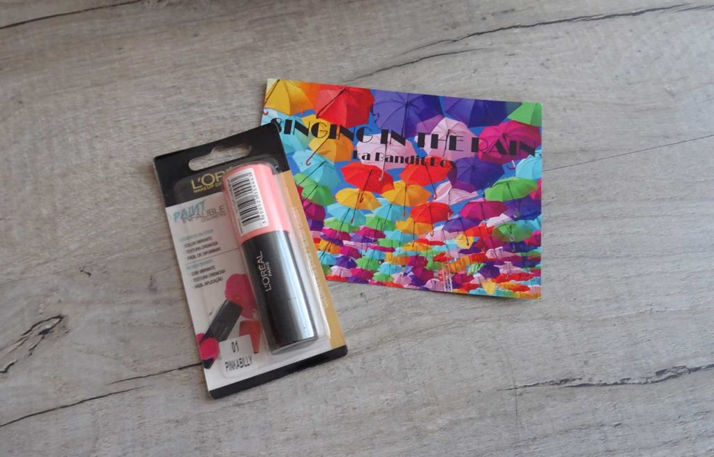 bandit box elle stick blush paint l'oréal