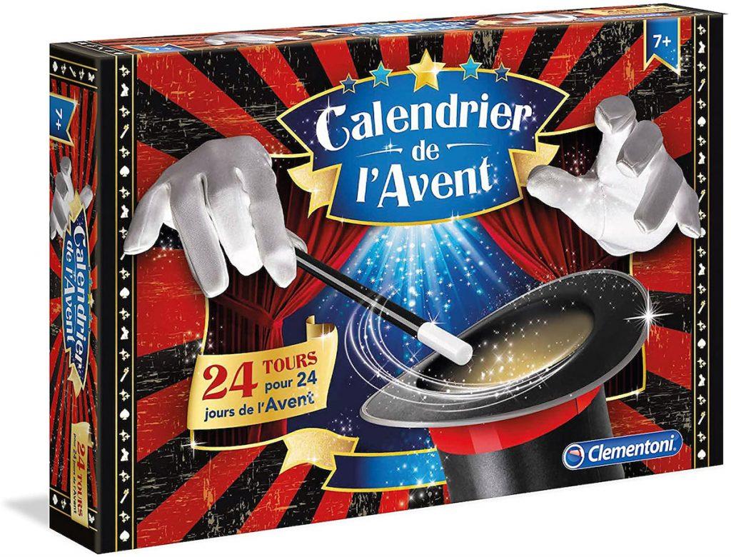 Les enfants qui veulent apprendre la magie adoreront ce calendrier de l'avent