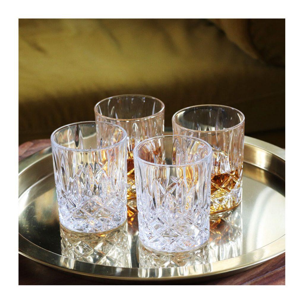 Des verres a Whisky, un cadeau toujours utile !