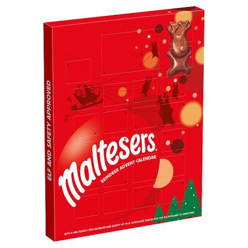 Un calendrier de l'avent maltesers fera plaisir à tous les amateurs chocolatiers