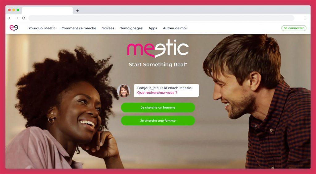 Meetic : le site de rencontre de référence en France
