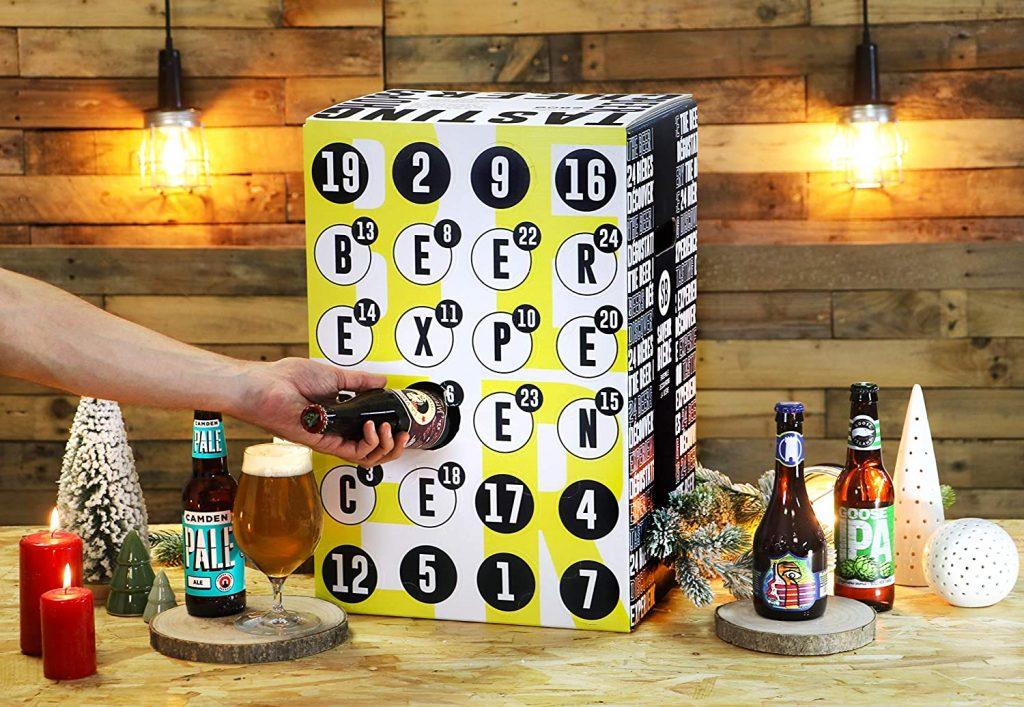 Le calendrier de l'avent Bières du monde de Saveur Bière