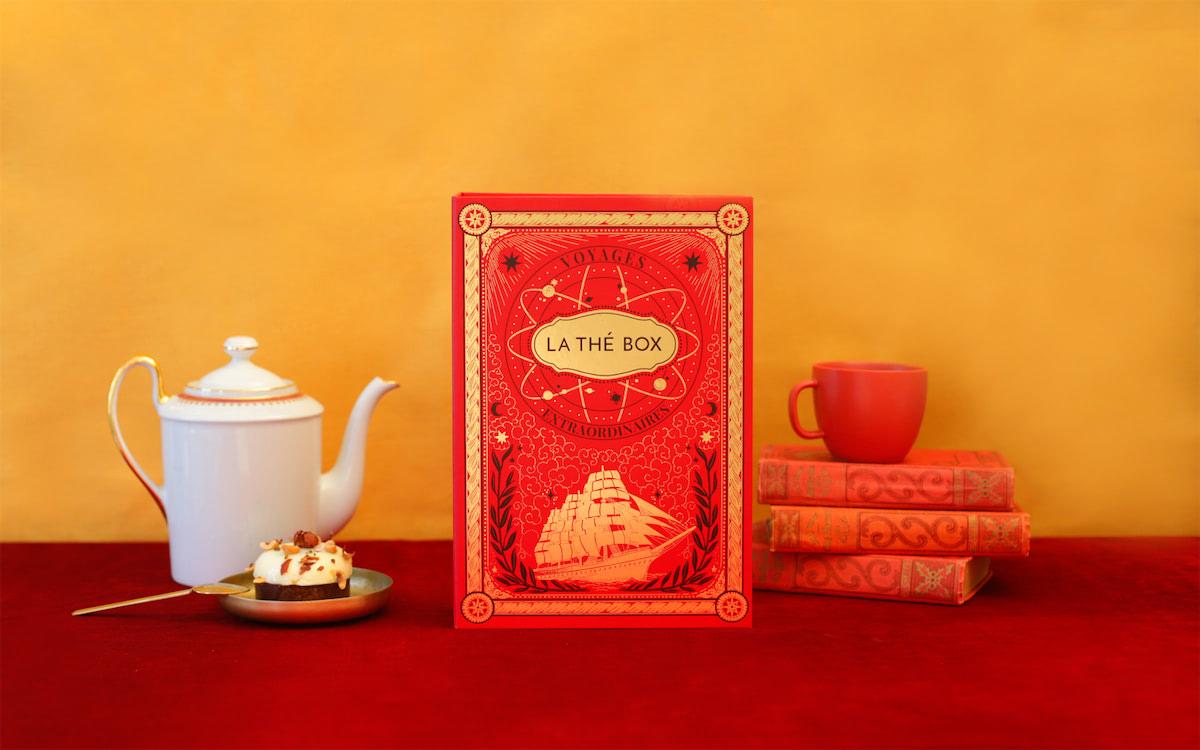 Box mystère de thé