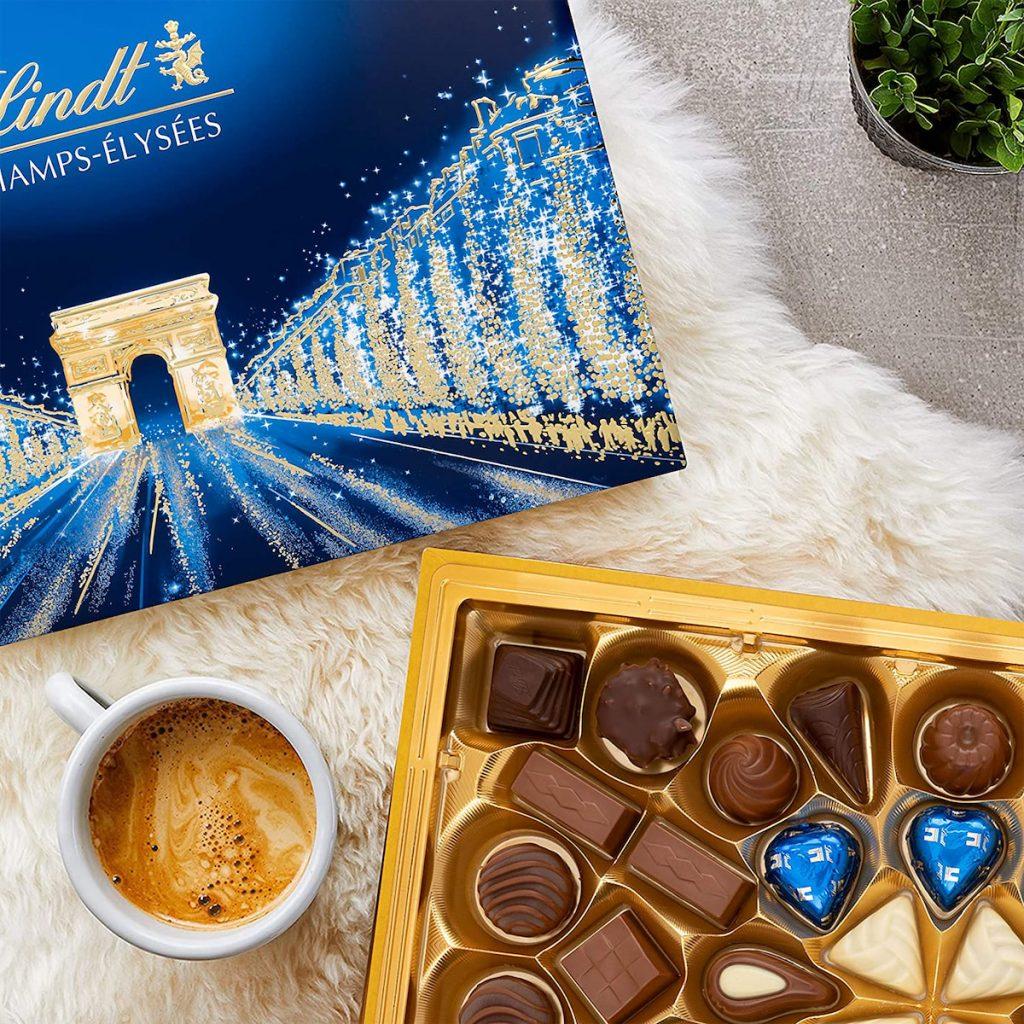 Le coffret Lindt chocolat