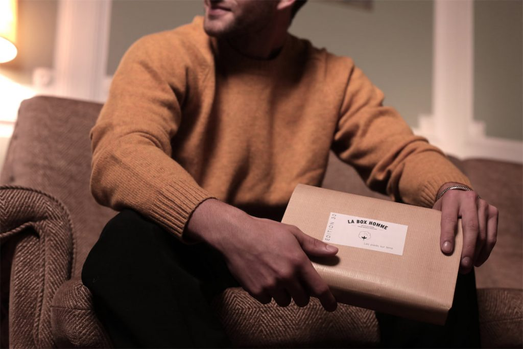 La Box Homme : chaque mois un accessoire à la pointe de la mode