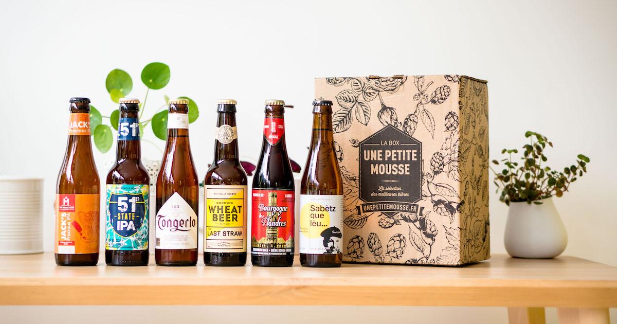 Mystery Box de bière
