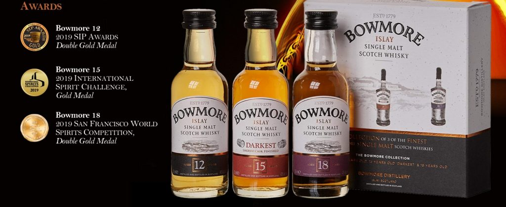 Du Whisky dans un coffret : le cadeau idéal pour un homme