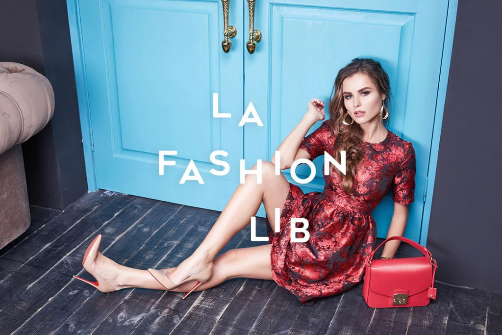 La Fashion Lib location de vetement