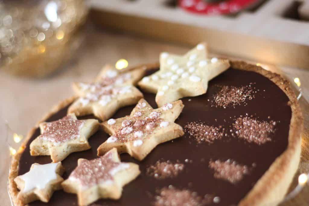 tarte-etoilee-chocolat