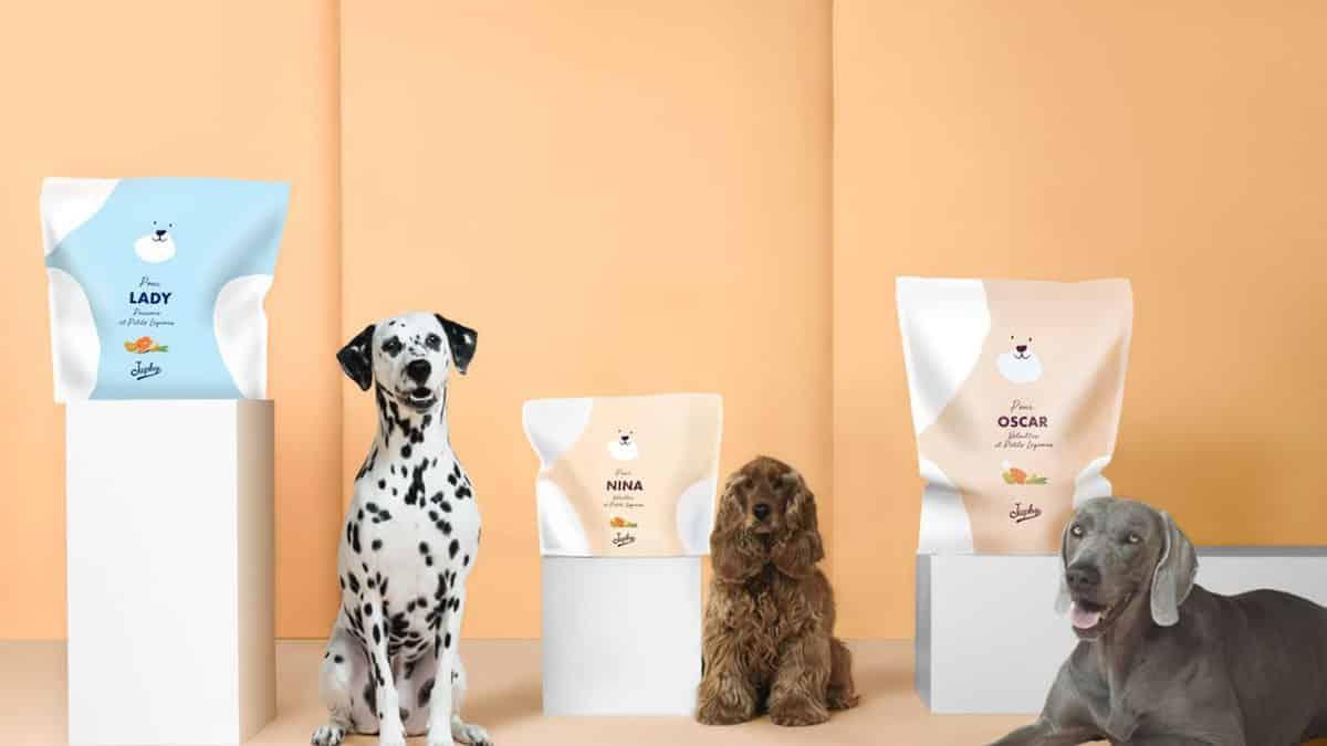 Japhy : envoi de croquette pour chien personnalisé