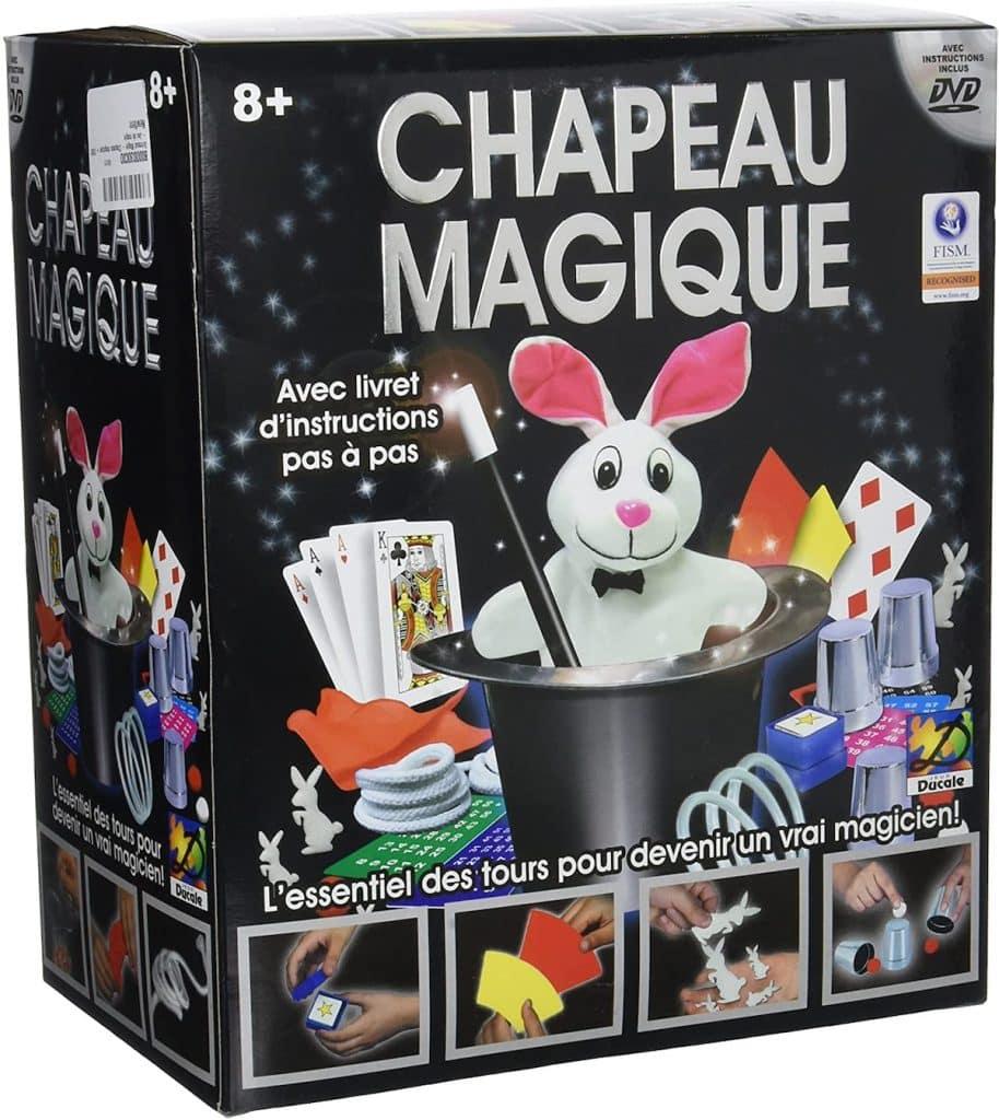 coffret de magie Chapeau magique