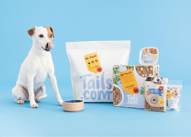 De belles croquettes personnalisées chaque mois pour votre chien