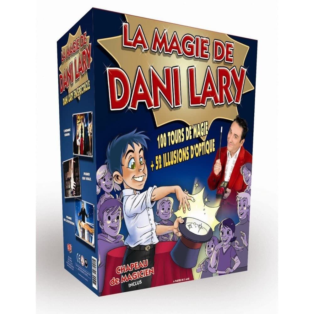 Coffret de magie La magie de Dani Lary