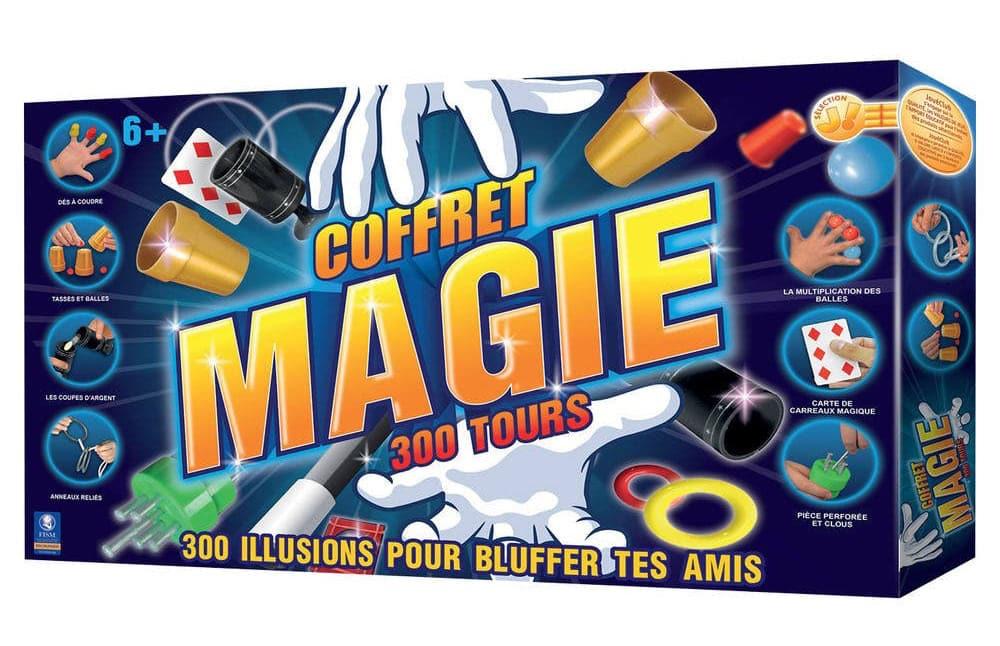 COFFRET MAGIE 300 TOURS
