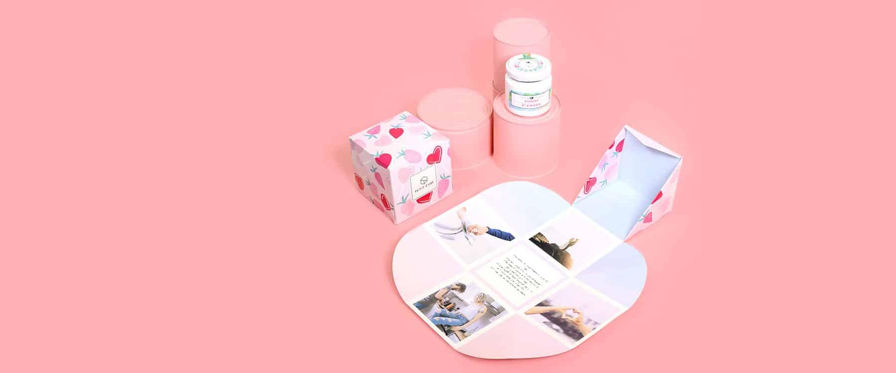 Petit Cube est un cadeau très original pour la Saint Valentin