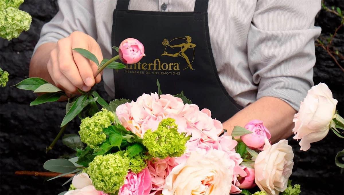 Interflora : une référence pour un abonnement de fleurs