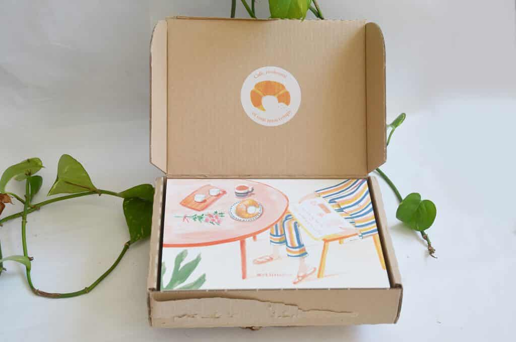 Le packaging de My Little Box