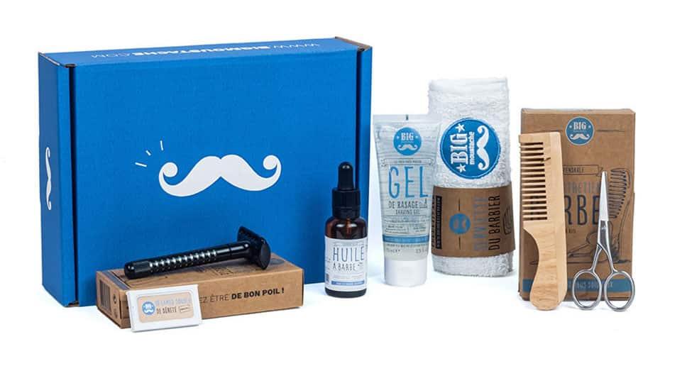 Box Beauté Homme Nature et Découvertes, pour prendre soin de votre barbe