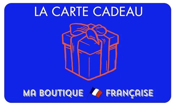 carte cadeau multi enseigne La carte française