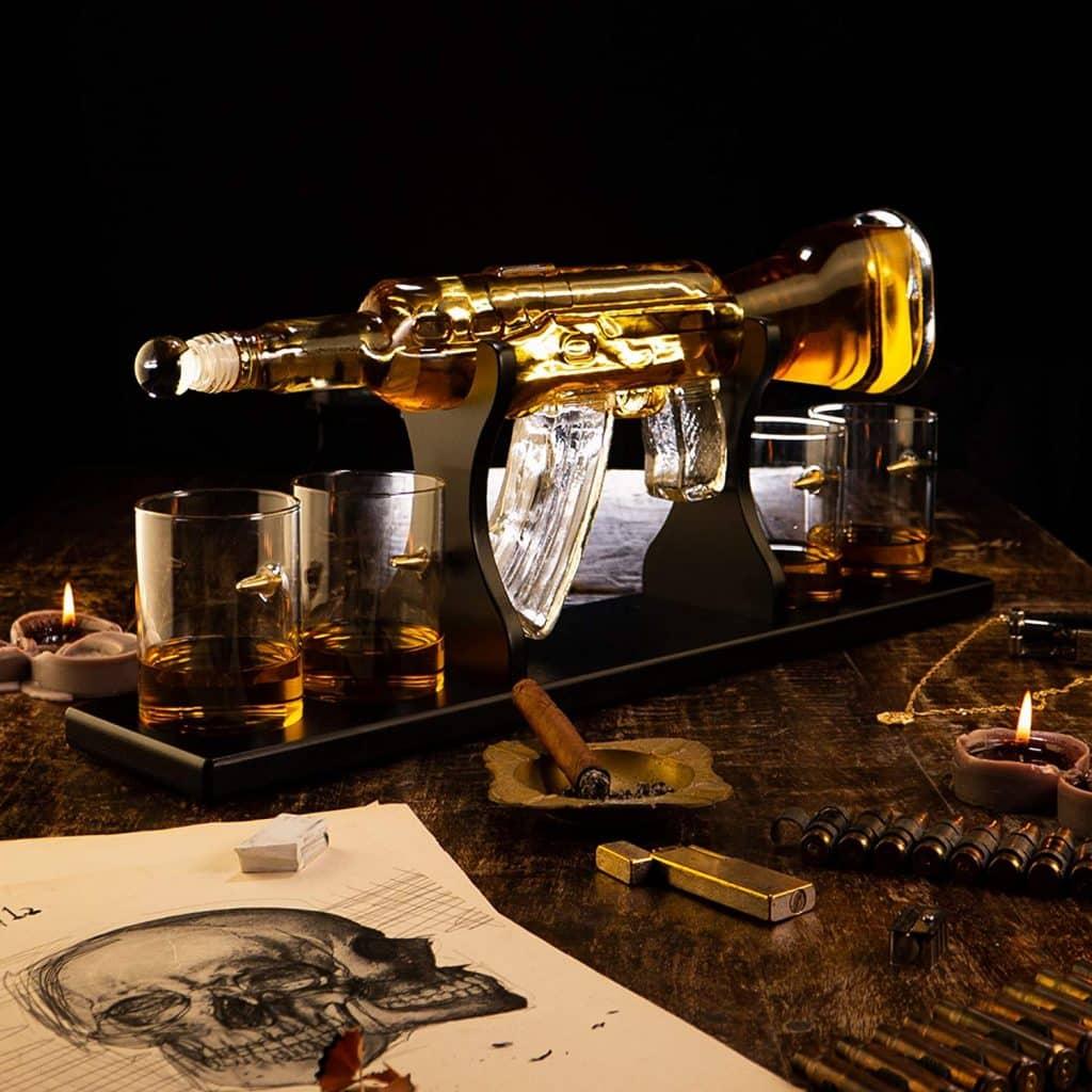 whisky Carafe à décanter - AK-47