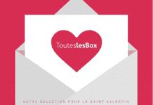 Box Saint Valentin