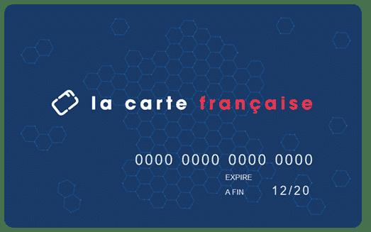 La carte française : une carte cadeau de produits français