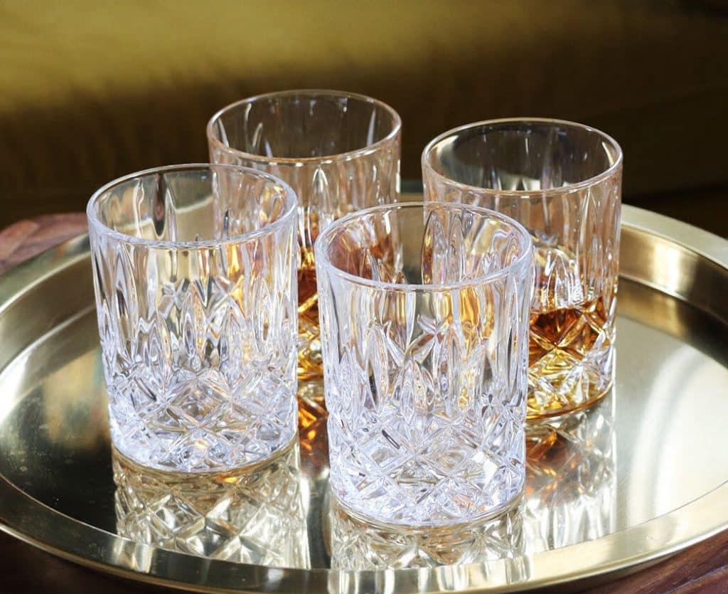 Coffret de 4 verres à Whisky pour parfaire votre dégustation
