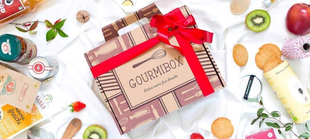Une Box mensuelle : un superbe coffret gourmand