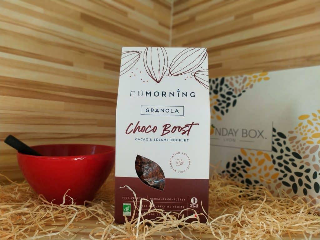 monday box granola