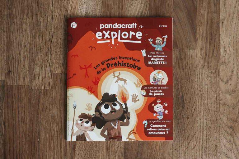 Pandacraft Explore Février 2021