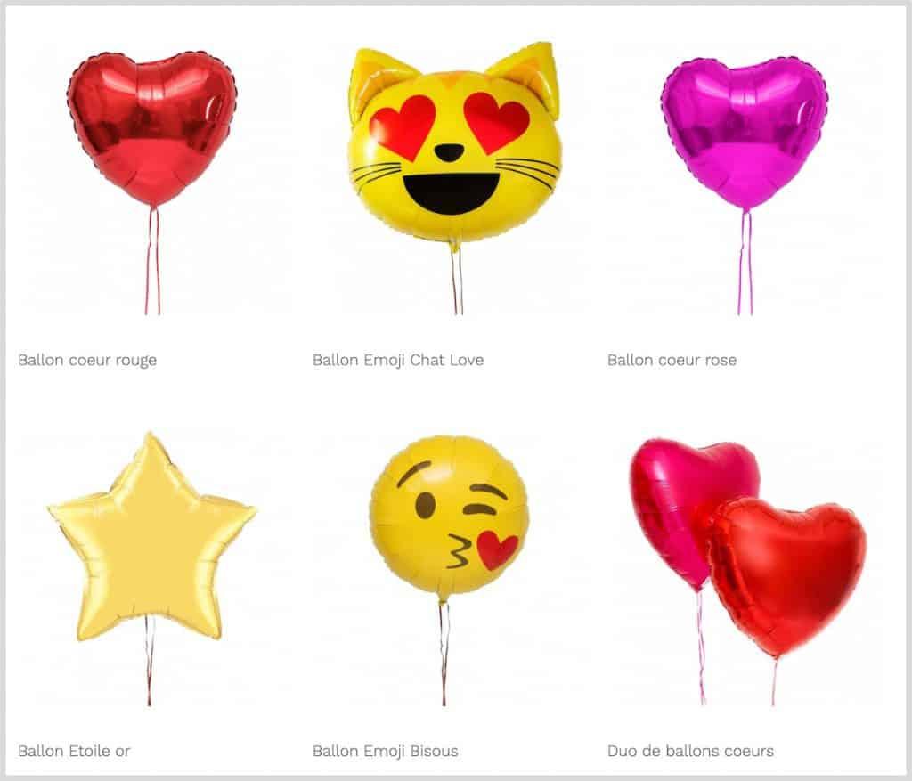 Ballon surprise, un beau service de ballons cadeaux