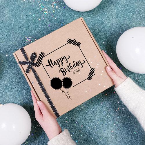 Le coffret cadeau personnalisable de Make my Box