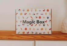 The Magic Box Février 2021