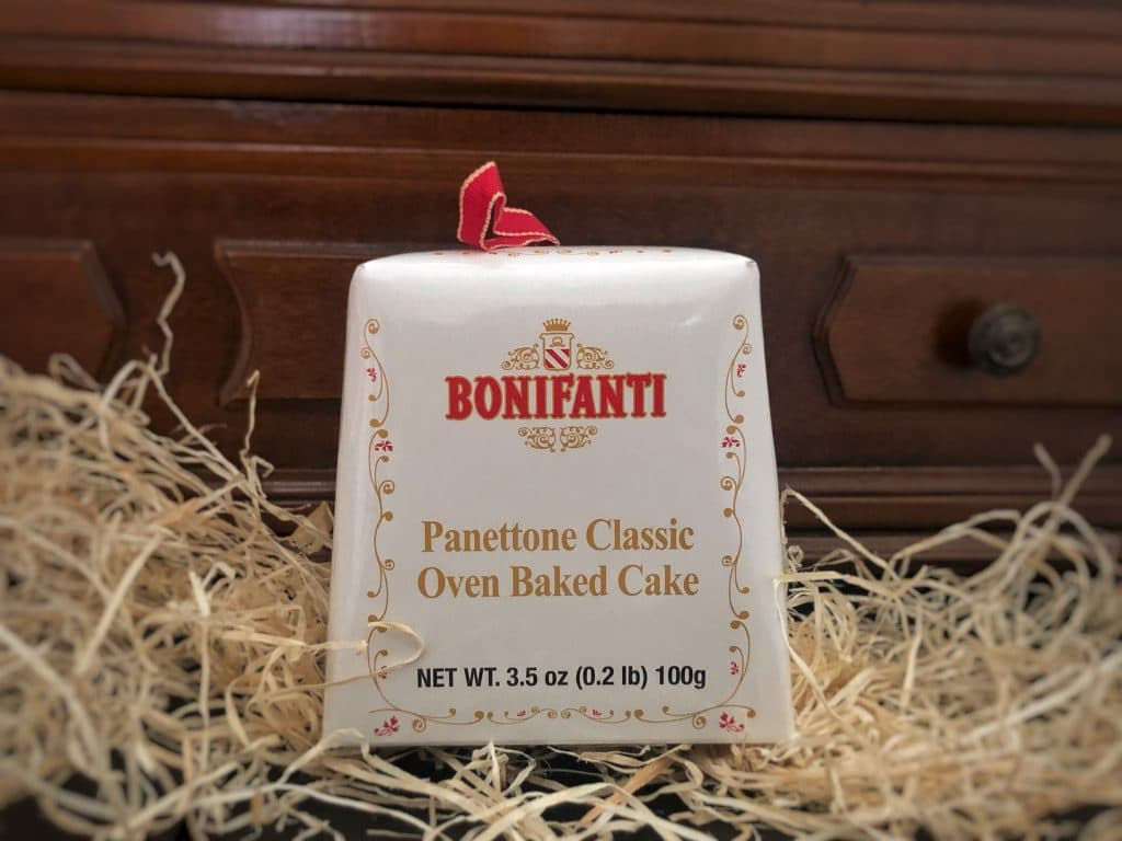 monday box mars 2021 pannetone