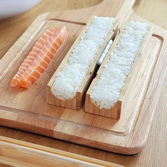 Set sushi : un très beau coffret cadeau pour ceux qui aiment la cuisine