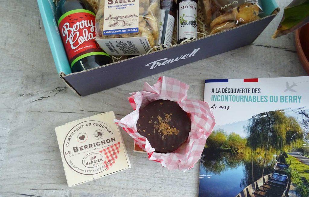 trawell box camembert le berrichon
