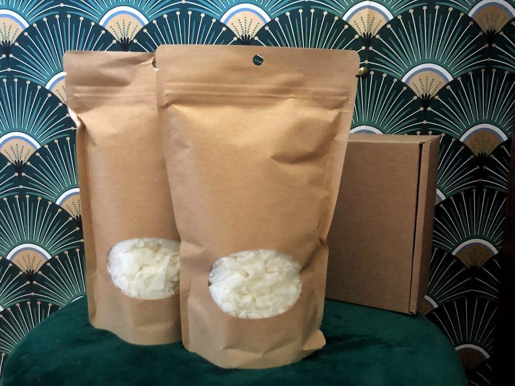 echobox bougie cire de soja