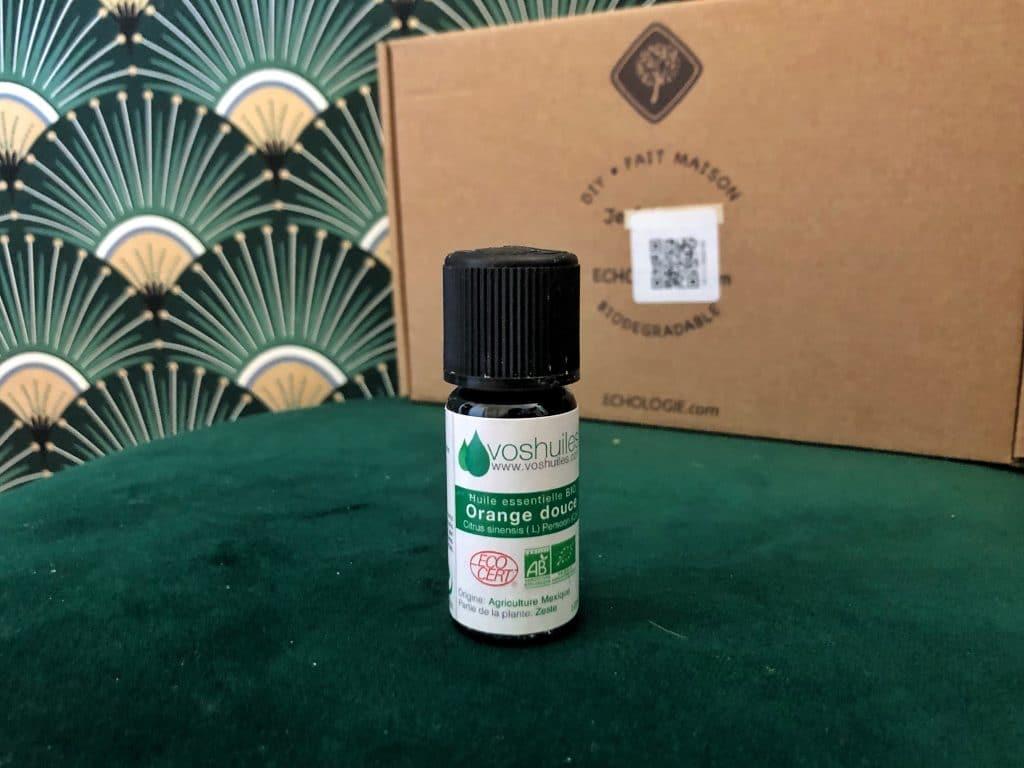 echobox huile essentielle