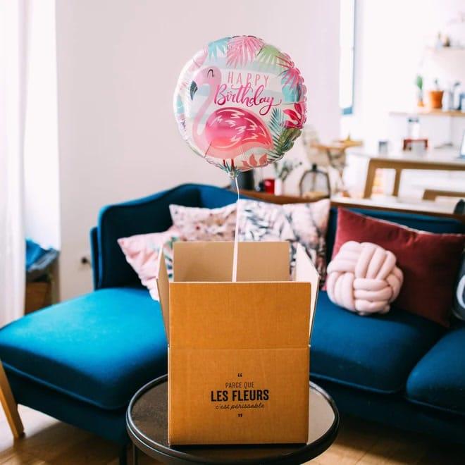 La Box ballon : le cadeau surprise par excellence