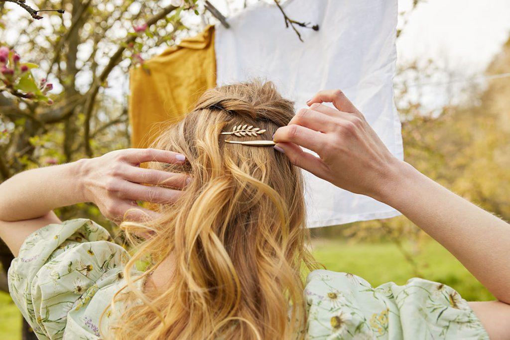 Le Duo de barrettes à cheveux de la My Little Box de mai 2021