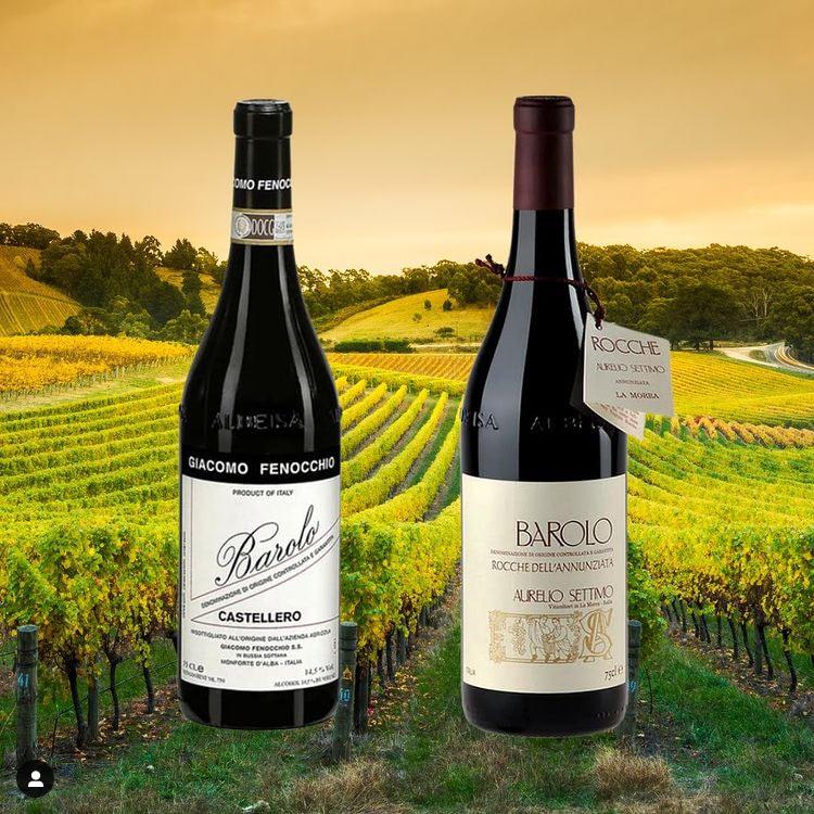 Des bouteilles de vin à retrouver dans la Box Vin Prestige