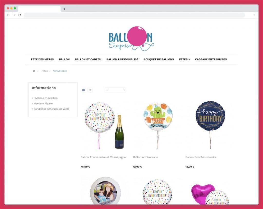 Ballon Surprise : le top cadeau ballon