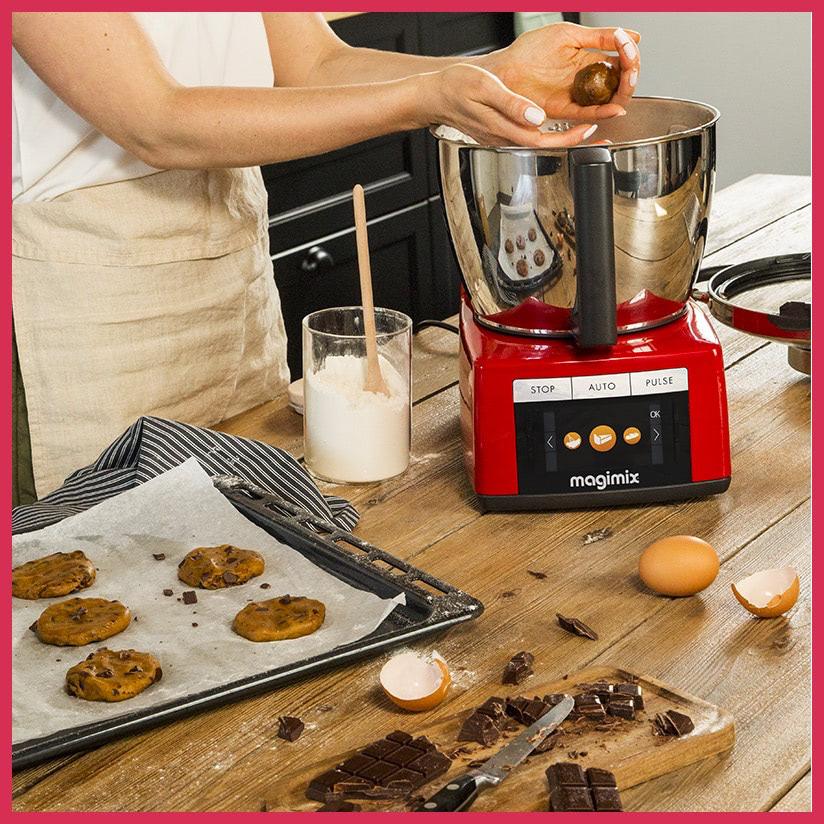 Le Le Cook Expert de Magimix, le Robot cuiseur de référence