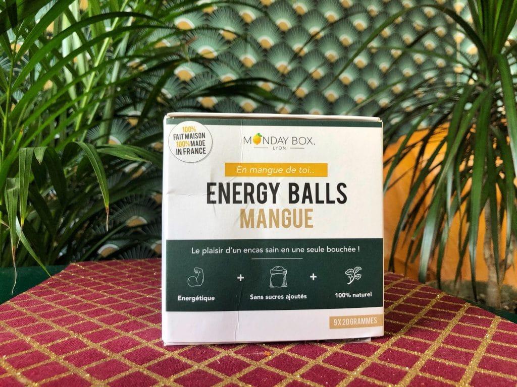 energy balls monday Box
