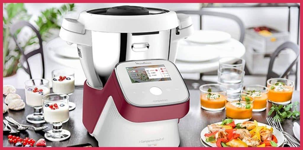 Moulinex Compagnon robots cuiseurs