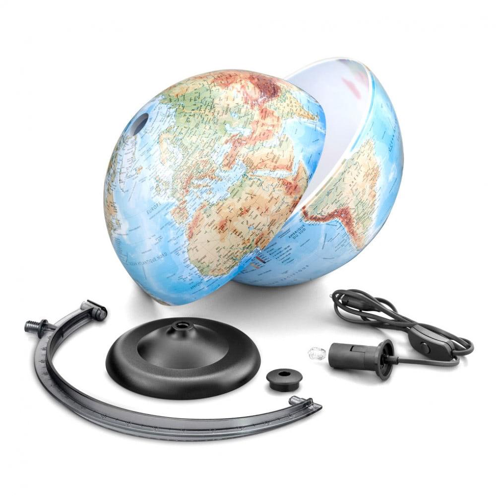 "Le globe ""Glob'N'Kit"" de Cultura"