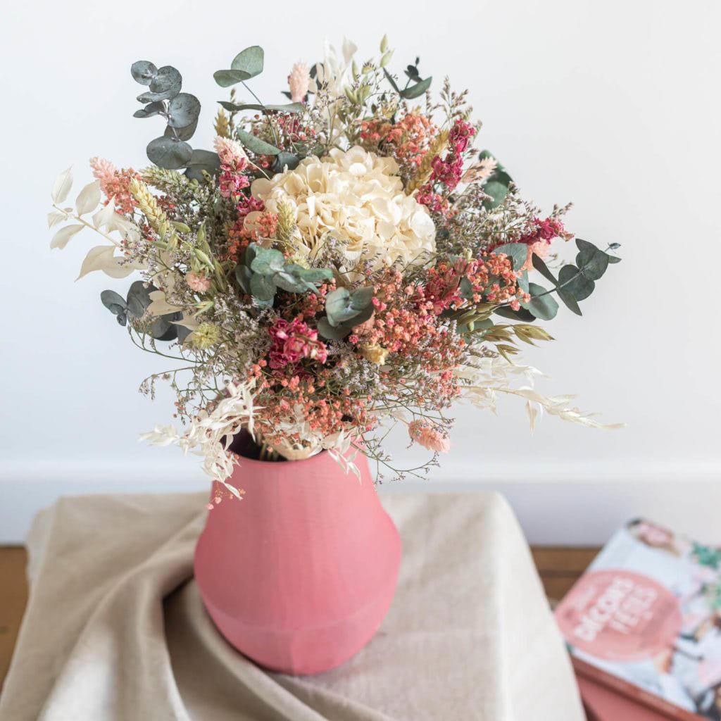 Un bouquet de fleurs séchées Flowrette